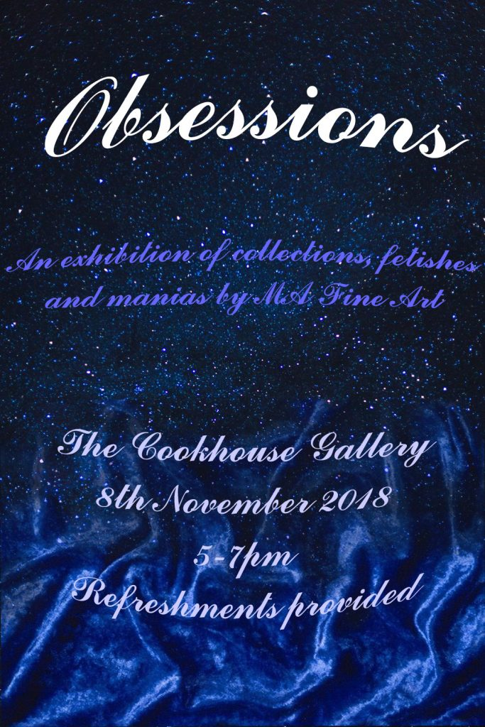 'Obsessions' Exhibition